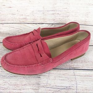 J. Crew Made in Italy Loafers